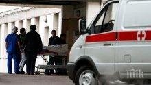 """""""Шкода"""" отнесе велосипедистка във Варна, пострадалата е със счупен череп и опасност за живота"""