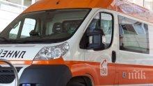 ОТ ПОСЛЕДНИТЕ МИНУТИ: Кървав курбан на пътя край Шумен! Два камиона се помляха, единият шофьор загина