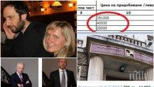 БОМБА В ПИК TV: Елена Йончева в имотна афера с адвокати от КТБ – купила декари земя в съсобственост с хора на Цветан Василев. Те пък са съдружници и на мъжа й, на свекъра и на свекървата! (ДОКУМЕНТИ/ОБНОВЕНА)