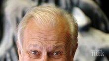 """Почина актьорът Кен Кършивал от сериала """"Далас"""""""