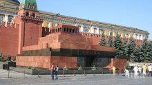 Затварят за три седмици мавзолея на Ленин. Ето защо