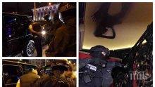 ИЗВЪНРЕДНО В ПИК TV! Спецпрокуратурата и ГДБОП удариха банда за трафик на жени за секс - в ареста са 9 души, сред които и тарторът (СНИМКИ)