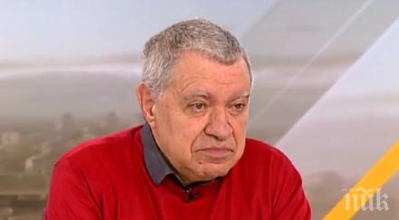 ТЕЖКА ДУМА: Проф. Михаил Константинов с гореща прогноза колко българи ще гласуват на 26 май