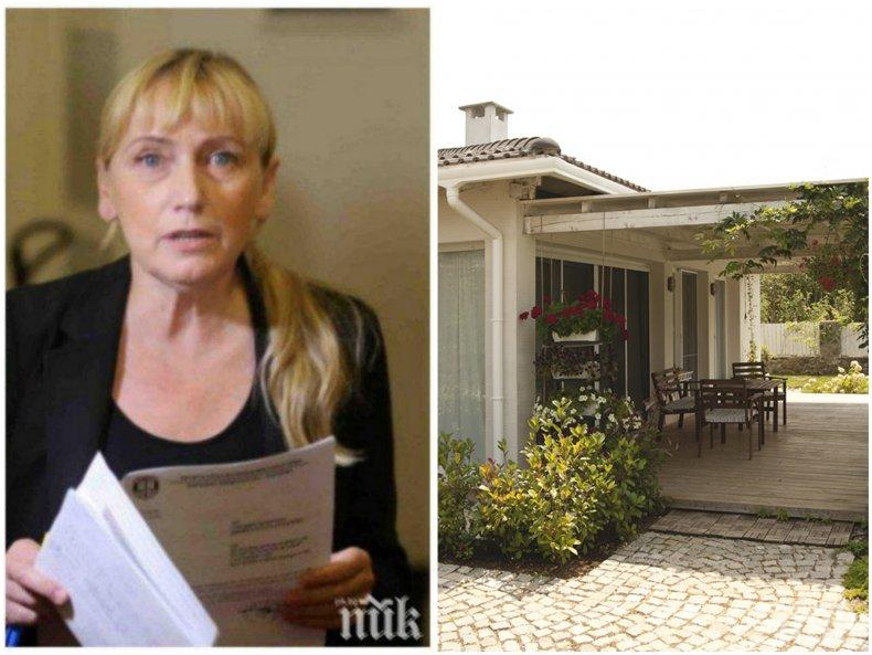 РАЗКРИТИЕ НА ПИК: Елена Йончева излъга за имотната афера на семейството си - познава мъжа си и свекър си много преди да усвоят еврофондове (СНИМКИ)