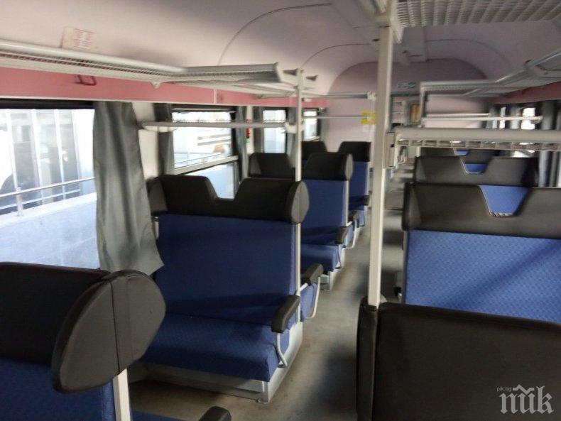 ВАЖНА ИНФОРМАЦИЯ: 19 000 допълнителни места във влаковете за Великден и Гергьовден