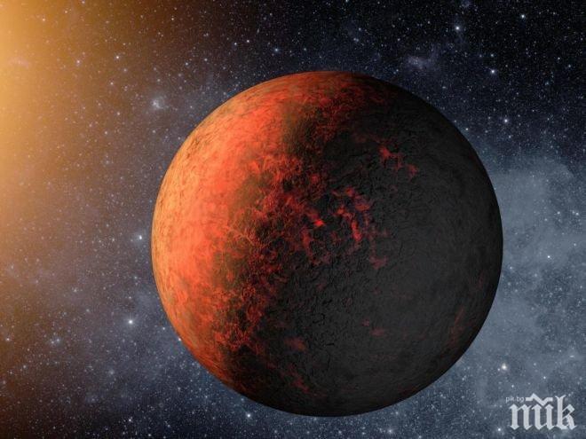 Засякоха за първи път земетресение на Марс