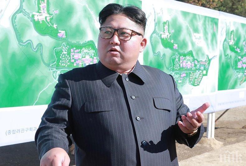 Вижте каква е тайната за визитата на Ким Чен-ун в Москва