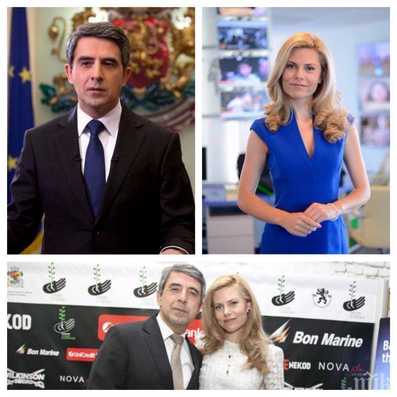 СЛЕД 2 ГОДИНИ В МАЙЧИНСТВО: Деси Банова се раздели с Нова телевизия - президентската съпруга окончателно заряза прогнозата за времето