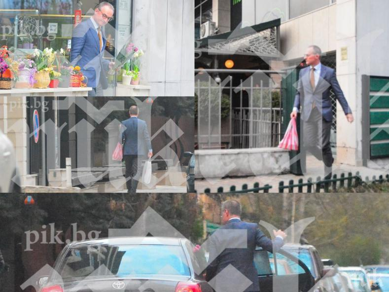 """ФОТО БОМБА В ПИК: Скандалният Лозан Панов пръска пачки по скъпи ресторанти - шири се в лукса на """"Артекс"""", но не подава оставка (ПАПАРАШКИ СНИМКИ)"""