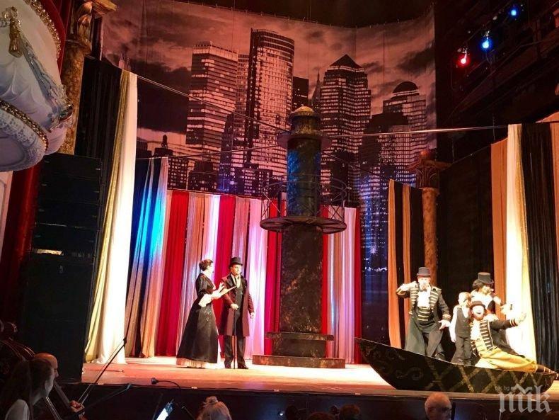 Операта във Варна откупи правата за новия мюзикъл на Андрю Лойд Уебър