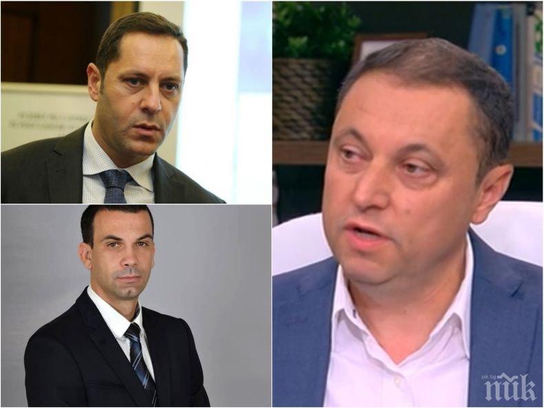 САМО В ПИК: Яне Янев с мега разкрития за аферите на Александър Манолев и кмета на Сандански: Те феодализираха града