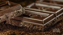 Черният шоколад сваля кръвното