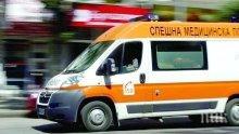 КРЪВ НА РАЗПЕТИ ПЕТЪК: Мощен джип помете жена в Асеновград