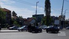 ОТ ПОСЛЕДНИТЕ МИНУТИ: Кола помете рокер в Пловдив