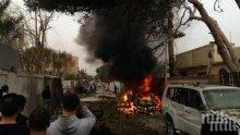 Дрон удари Триполи