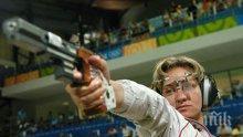 На седма Олимпиада: Мария Гроздева спечели Световната купа на 25 метра спортен пистолет и квота за Игрите в Токио