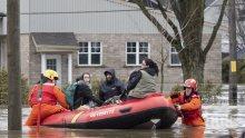 Властите в столицата на Канада обявиха извънредно положение заради наводнения