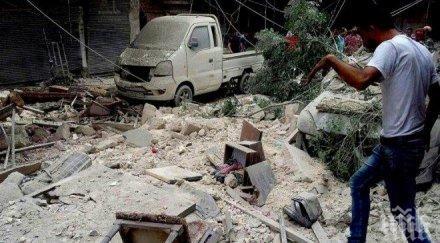 Джихадисти са убили 17 правителствени войници в Сирия