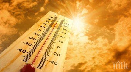 СТАВА СТРАШНО: Жега и суша в Европа това лято