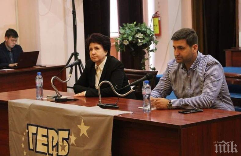 Андрей Новаков пред транспортния бранш в Перник: Ако получа доверието на хората, българският транспортен бранш ще има офис в ЕП