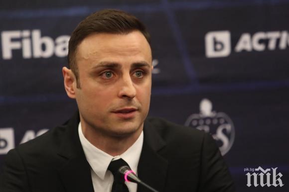 Димитър Бербатов отписа скорошна титла на Манчестър Юнайтед в Англия