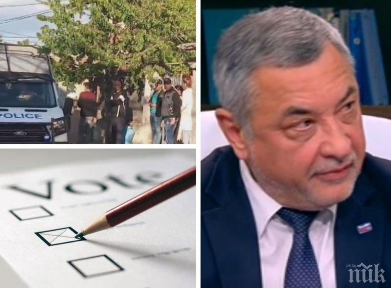 САМО В ПИК: Валери Симеонов с горещ коментар за мелето в Куклен: Оръжие, при агресия срещу полицията! Само така ще има ред и законност