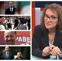 САМО В ПИК! Проф. Антоанета Христова: Румен Радев, независимият по дефиниция президент, даде своята явна подкрепа за БСП