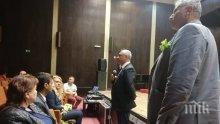 Валери Симеонов в Северозападна България: Винаги сме казвали истината, а не красиви изречения