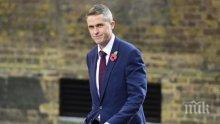 """Уволненият британски министър на отбраната отрече да е замесен в изтичането на информация за """"Хуауей"""""""