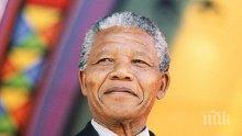 Картина на Нелсън Мандела бе продадена за над 100 000 долара в Ню Йорк (СНИМКА)