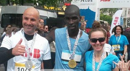 Кениец спечели маратона в Пловдив