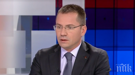 Ангел Джамбазки: ЕС трябва да бъде променен така, че да защитава българските интереси