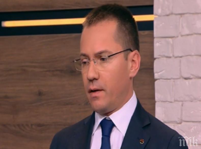 НА МУШКАТА: Ангел Джамбазки категоричен за двойните стандарти и Шенген: Битката продължава!