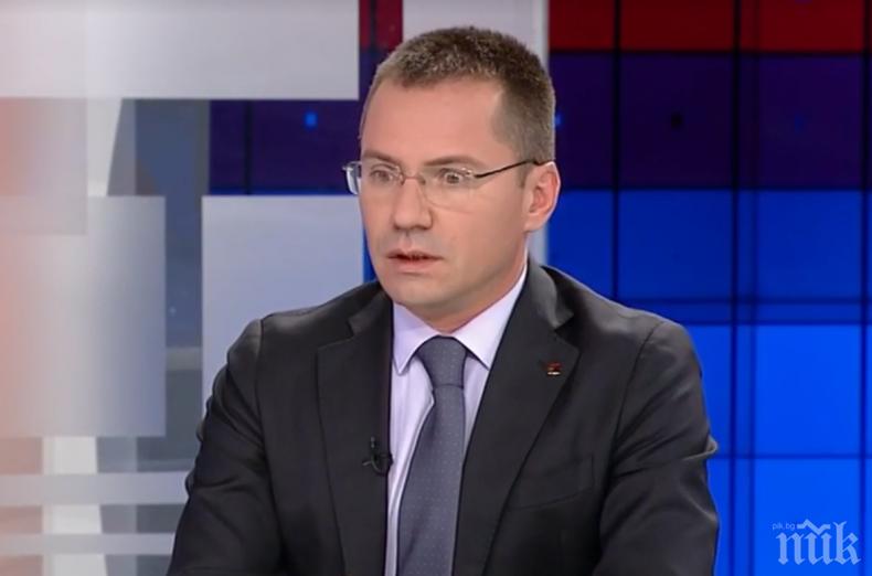 Ангел Джамбазки ще проведе срещи с избиратели в Северозапада на 7 май