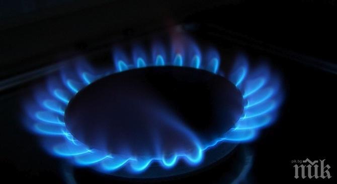 Потреблението на газ в Китай расте със сериозни темпове
