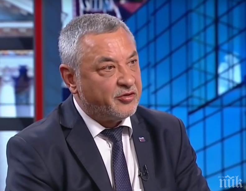 ПЪРВО В ПИК - Валери Симеонов: Доказах, че държавата е по-силна от мутрите