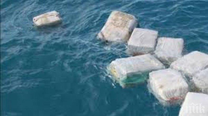 Проспаха ли службите ни кокаина в морето