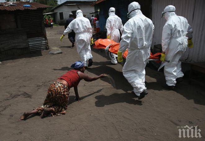 ЧУМАТА НА ВЕКА: Над 1000 души са починали от ебола в Конго