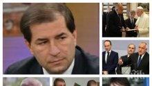 САМО В ПИК TV! Президентският съветник Борислав Цеков с горещи данни за евровота (ОБНОВЕНА/ГРАФИКИ)