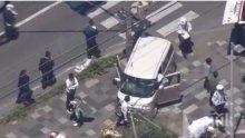 Кола помете 13 деца в Япония