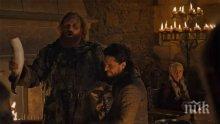 """Вълна от извинения след гафа с чашката за кафе в """"Игра на тронове"""""""