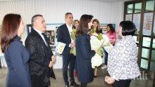Българският еврокомисар Мария Габриел откри ХХI Национален фестивал на детската книга в Сливен