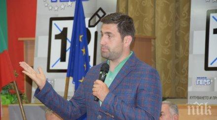 Кандидатът за евродепутат Андрей Новаков: Да помагам на Видин ще бъде една от моите задачи