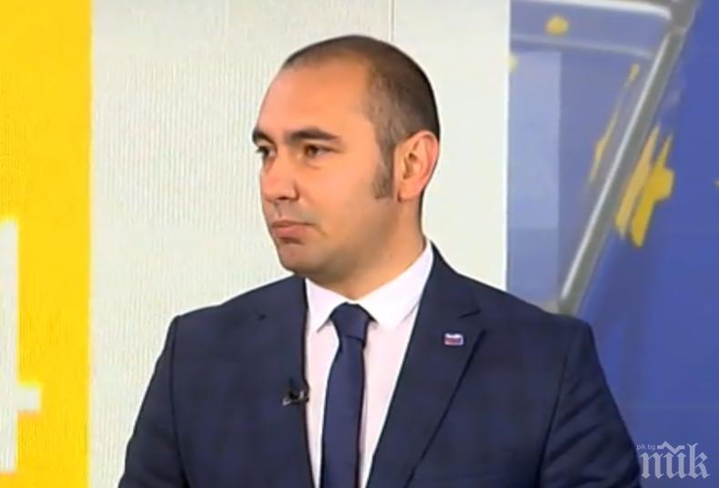 Венцислав Тоцев от НФСБ: Да определяме ние пенсиите и работната заплата в ЕС е абсолютен популизъм