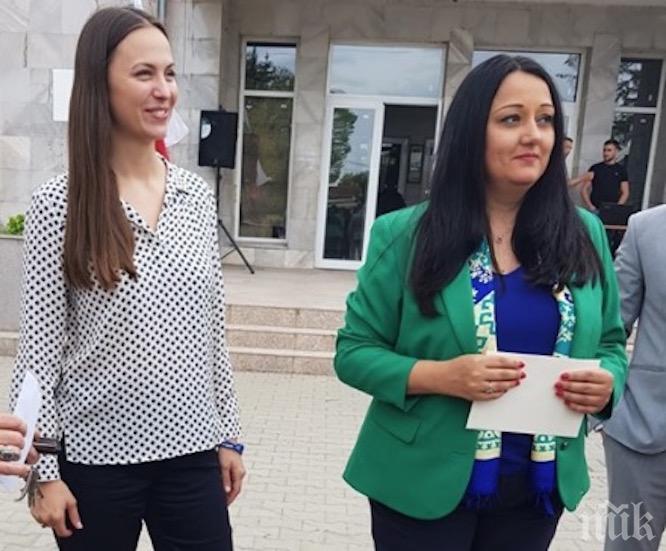 Кандидатите за евродепутати Ева Майдел и Лиляна Павлова ще посетят област Стара Загора