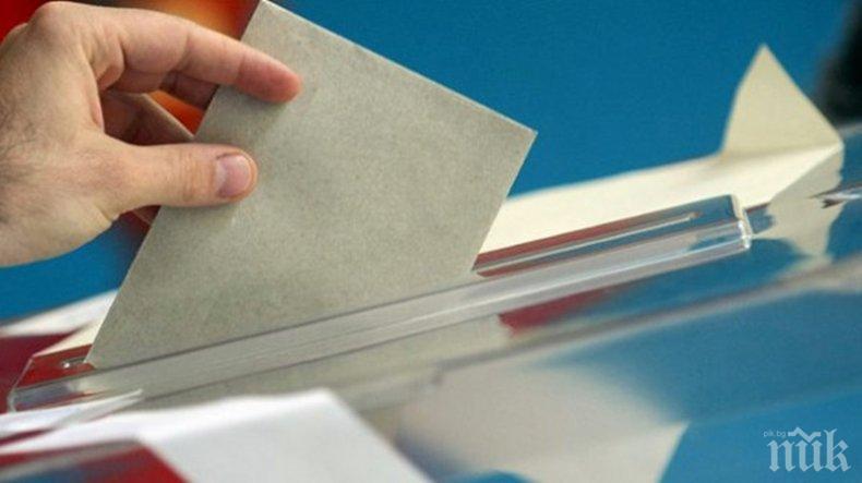 МВР открива денонощна линия за сигнали за нарушения, свързани с изборния процес