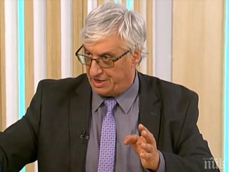 Иван Нейков: Едва след 10-15 години ще стигнем средното европейско ниво на заплащане