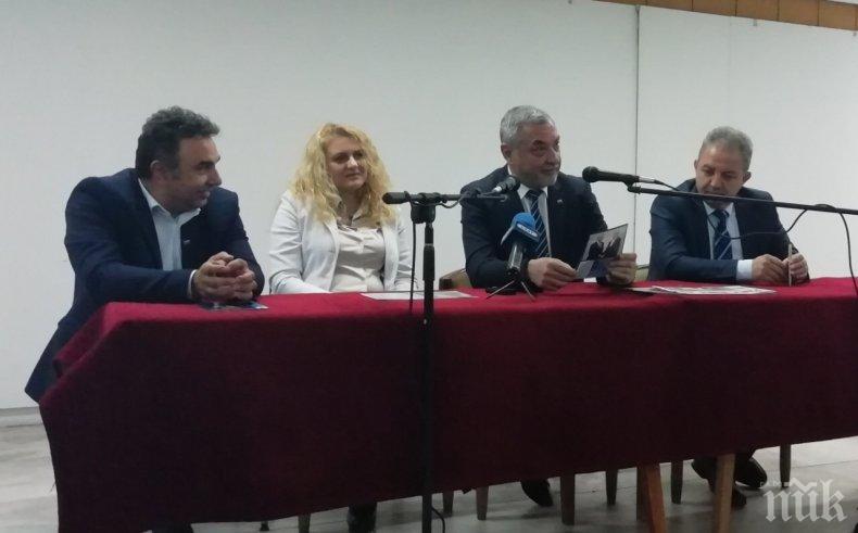 Валери Симеонов: Няма да мълчим когато в ЕП се прокарват опасни за България законопроекти
