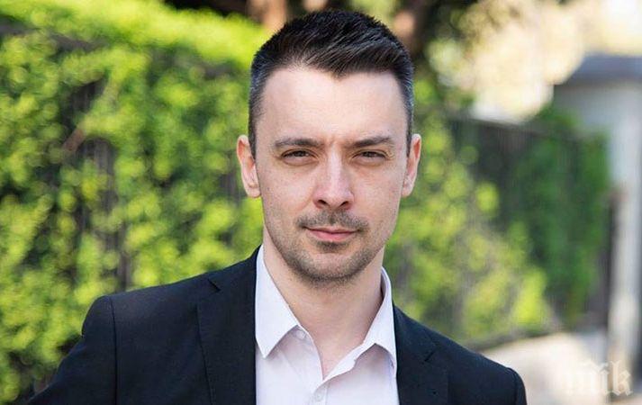 Кандидатът за евродепутат от ВМРО Кристиян Шкварек съди Фейсбук за цензура