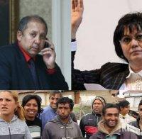 СКАНДАЛ В ПИК: Корнелия Нинова се събра с осъден за купуване на цигански гласове